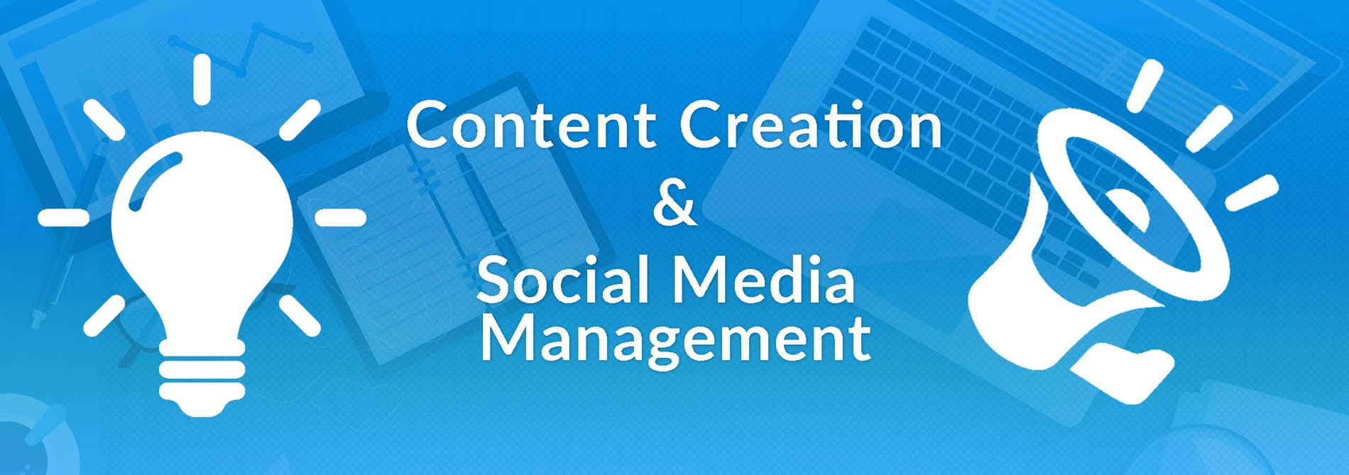 Content Marketing and Social Media Management