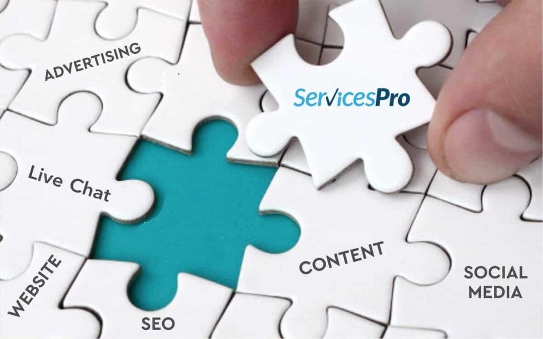 What Is The Best Way for Home Service Businesses to Get Customers Online – Website, Live Chat, Social, PPC…?