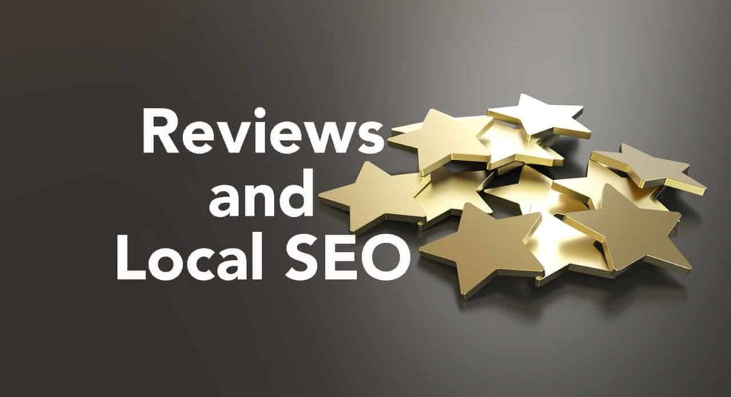 Google Reviews and Local SEO